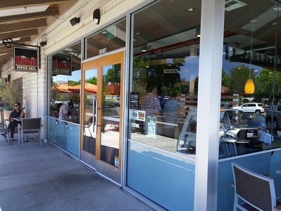 San Ramon, CA: The Habit Burger Grill