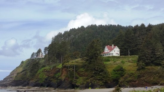 Florence, OR: landscape view