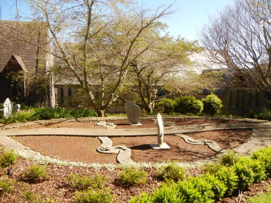 New Plymouth, Yeni Zelanda: Peace garden
