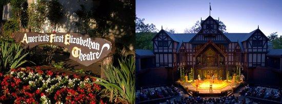 Chanticleer Inn B&B: Walk to Oregon Shakespeare Festival