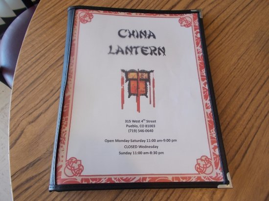 Chinese Food Restaurants In Pueblo Colorado