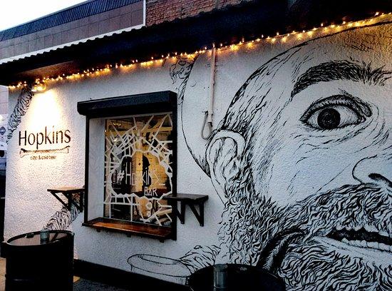 Hopkins Bar