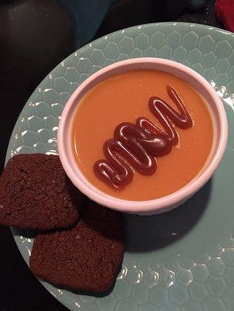 Stevensville, MT: Caramel dessert