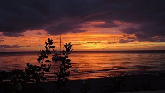 Sunset Bay Club & SeaSide Dive Center: 'Sunset' vu de ... Sunset Bay Club.