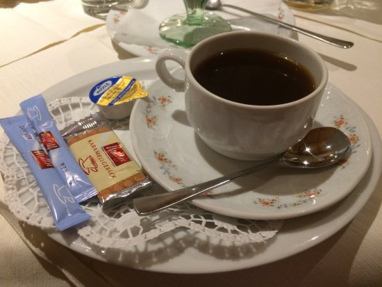 Gockelwirt: Coffee, December 2016