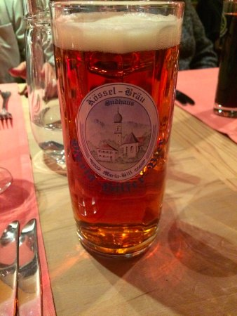 Haus Hopfensee: Beer, December 2016