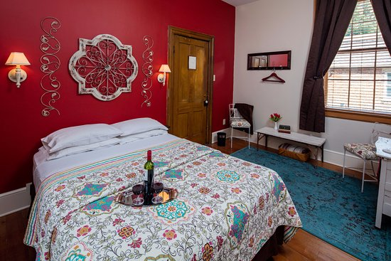 Farmers Guest House: Minnie Room