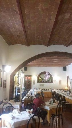 Molino D'Era: una delle tante sale per la ristorazione