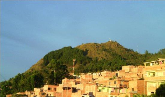 Medellin, Kolumbia: Cerro El Picacho