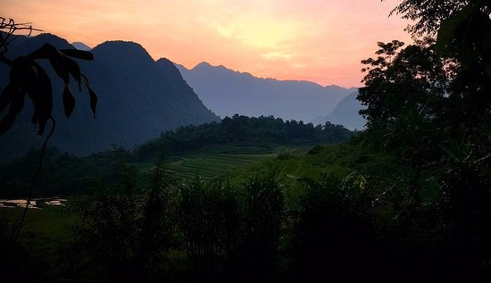 Zoom Zoom Let's Go to the Countryside - Day Tours: Sunrise in Pù Luông Nature Reserve