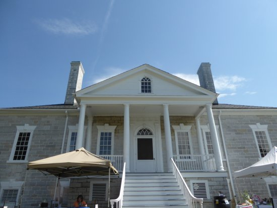 Belle Grove Plantation: Exterior