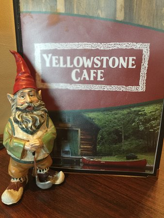 Yellowstone Cafe Chesterfield Menu