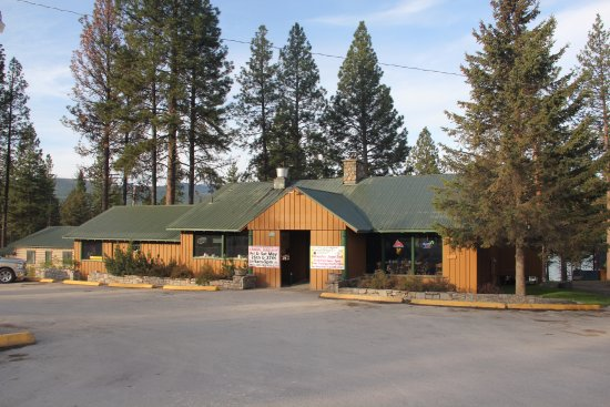 Marion, MT: The Lodge