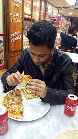 Bosforos - Pizza
