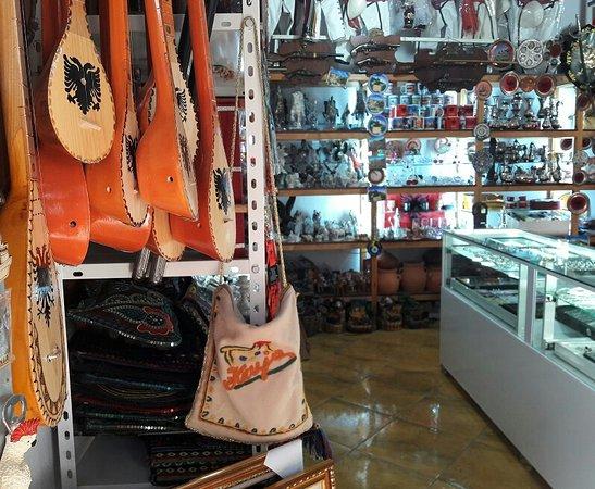 Kruja's Shop