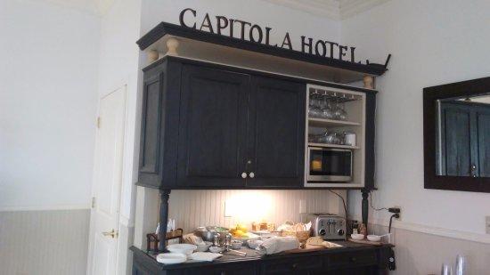 Bilde fra Capitola Hotel