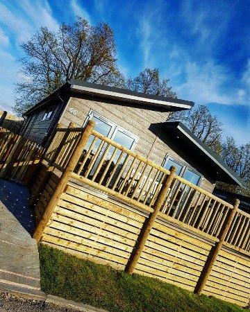 Gisburn, UK: Lodge 66 - Malham