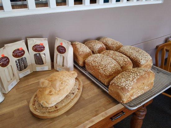 Cache Creek, Καναδάς: Fresh Maritime Brown Bread