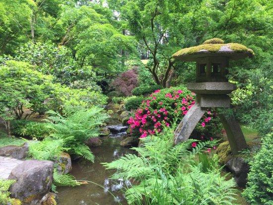 Japanese Garden, Portland, OR - Picture of Portland Japanese Garden ...