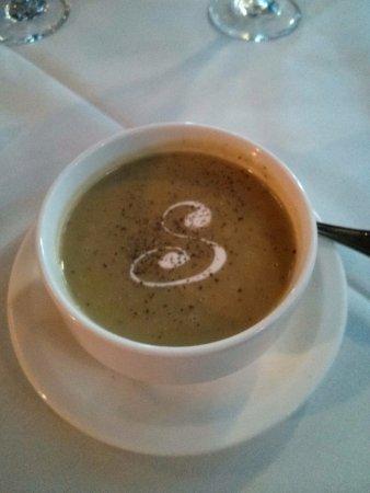 Shadowbrook : Their artichoke soup.