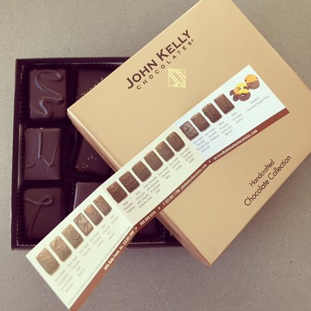Beverly Hills, CA: A must for chocolate lovers when visiting Los Angeles, John Kelly in Hollywood.