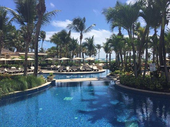 The St Regis Bahia Beach Resort Puerto Rico