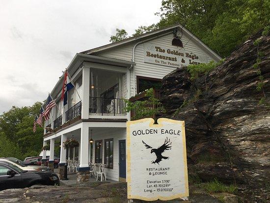 golden eagle restaurant - 550×413