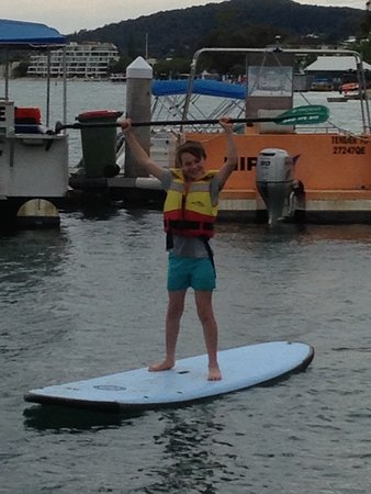 Noosaville, Australia: SUP for all ages