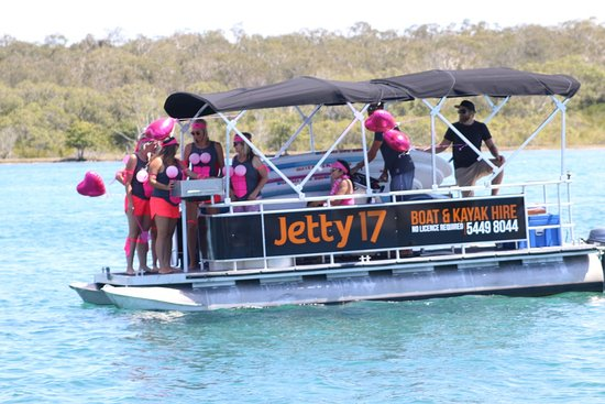 Noosaville, Australien: Paddle for Breast Cancer Weekend