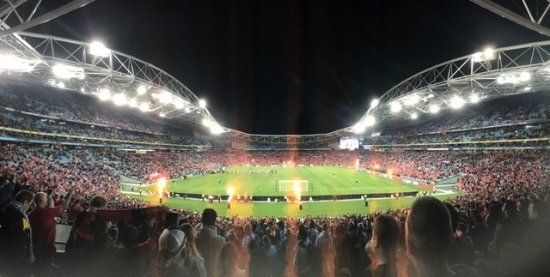 Foto de ANZ Stadium