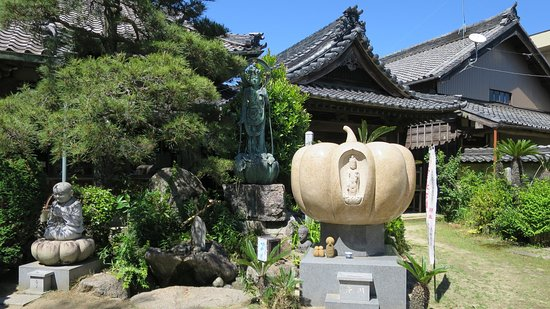 Hazu Kannon Kabocyadera Temple Myozenji Temple