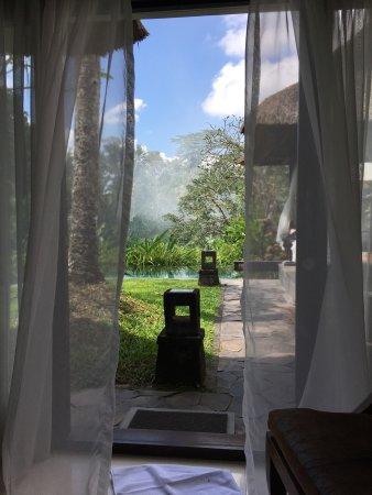 Kamandalu Ubud : Our villa with pool