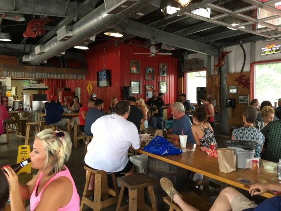 Santa Fe, Teksas: Pook's Crawfish Hole
