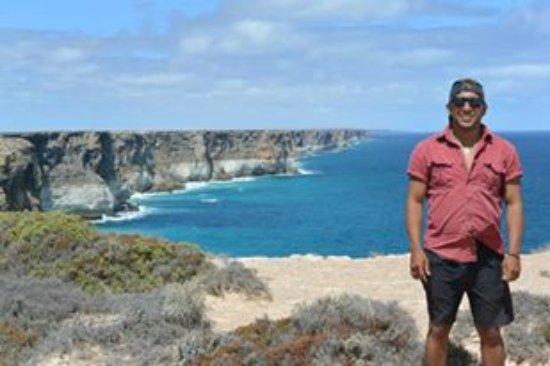 Eucla, Αυστραλία: Bunda Cliffs