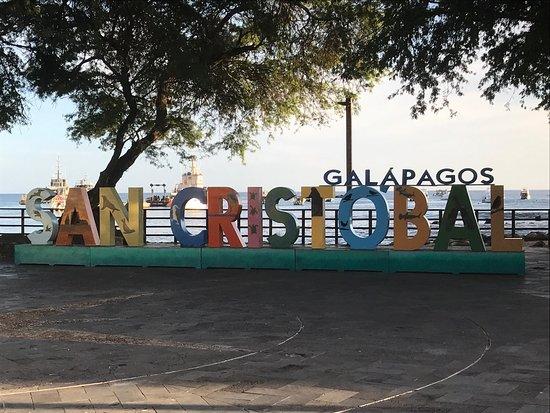 Puerto Baquerizo Moreno, Ecuador: Lovely San Cristobal and Hotel Opuntia
