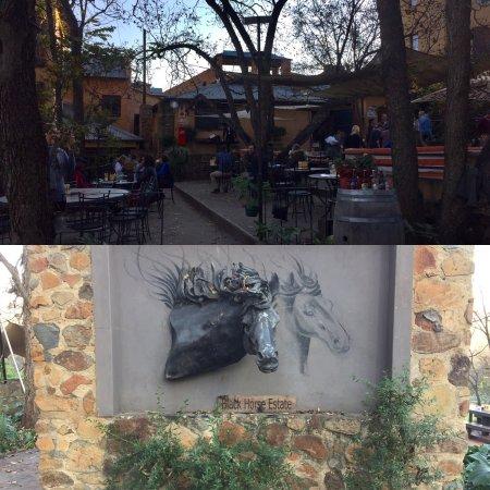 Magaliesburg, Νότια Αφρική: Black Horse