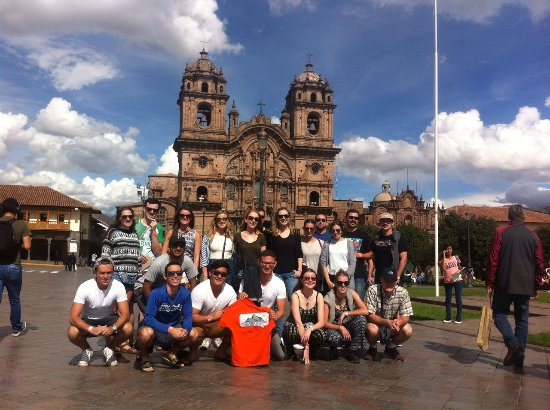 ‪Wild Free Walking Tour Cusco‬