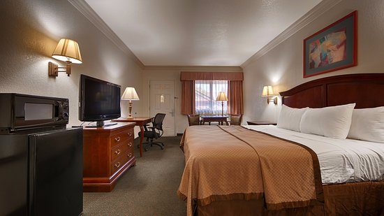Best Western Inn Of Chandler: Standard King Room