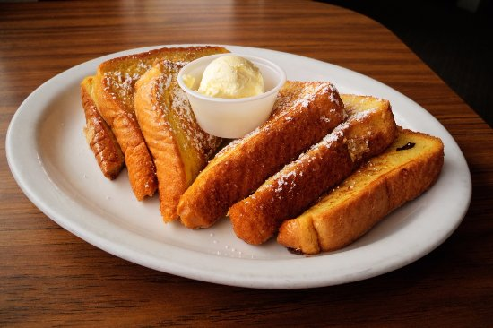 Rosamond, CA: French Toast