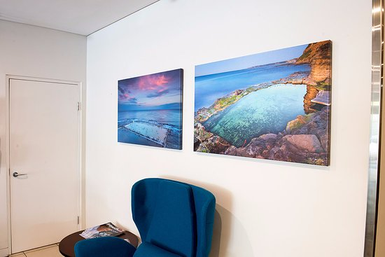 Quest Newcastle Apartments: Reception