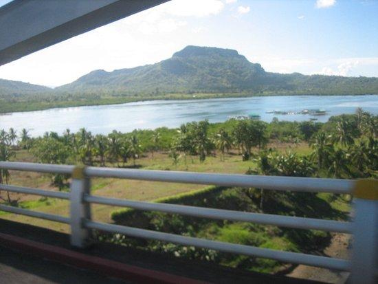 Leyte Island, Philippines: Samar island