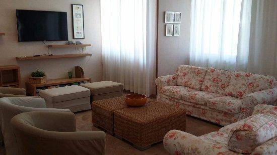 Hotel Mucciolini: soggiorno