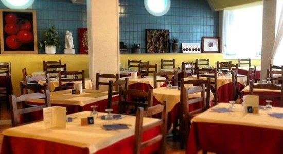 Hotel Oceanic : dining area