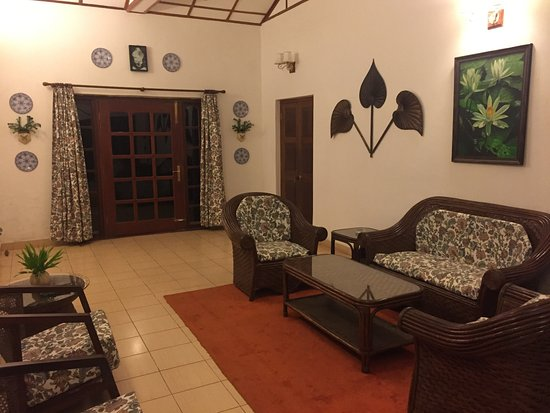 Balipara, India: sitting room