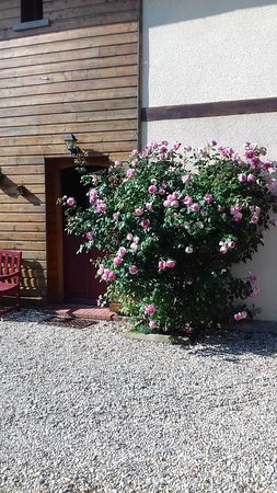 Quetteville, Francia: Porte d entrée