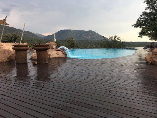 Thabazimbi, Sudafrica: Pool