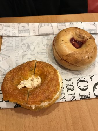 where to buy bagels in melbourne