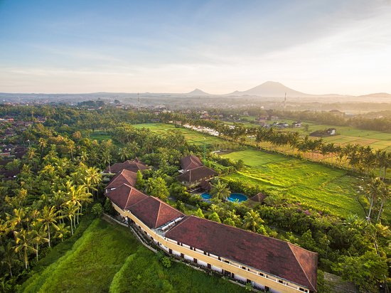 Bhuwana Ubud Hotel: Amazing & Beautiful Surrounding Views