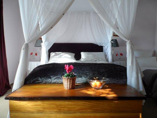 Saint du Barrys: large sunny bedrooms