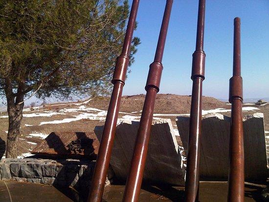 Merom Golan的民宿